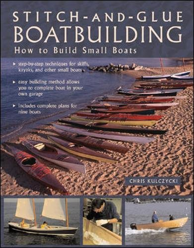 Wooden Boatbuilding - 7
