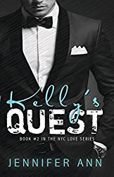 Kelly's Quest (NYC LOVE Book 2)
