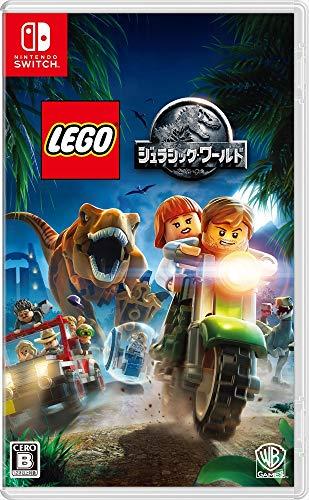 LEGOジュラシック・ワールドの商品画像