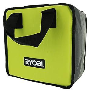Ryobi Lime Green Genuine OEM Tool Tote Bag (Single Bag) (Tools Not Included)