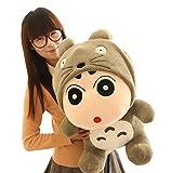 1 Pc Kawaii Plush Doll Toy Crayon Shin-chan Pillow Stuffed Toy 55cm/21.6inch