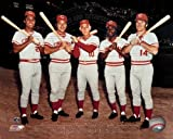 Cincinnati Reds BIG RED MACHINE 8x10 Color Photo