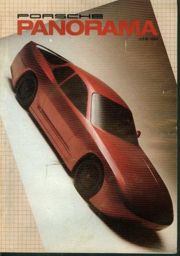 Kit Panorama (PORSCHE PANORAMA Weissach Akin-White 924 Kit Racers 6 1989)