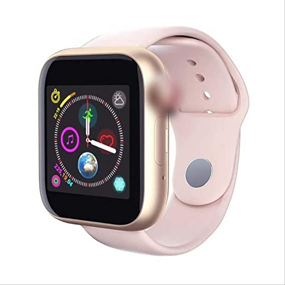 Android Smart Phone Watch, Hombres Mujeres Smartwatch Soporte 2g ...