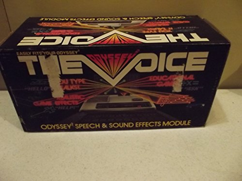 The Voice Odyssey 2 Speech and Sound Module