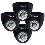 Night Owl Security CAM-4PK-DM624-BA 4-Pack Hi-Res