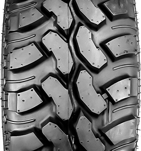 Forceum MT 08, LT235/75R15, 104/101Q, C (6 Ply), Mud-Terrain Tire