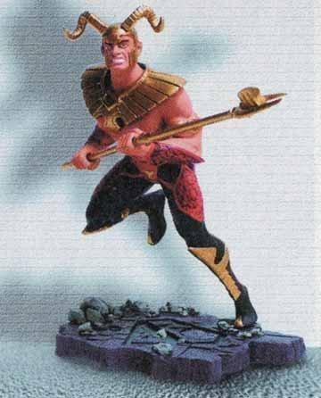 Kingdom Come  Gog Statue By Dc Comics