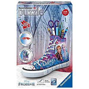 Sneaker Ravensburger Frozen 2 3d Puzzle Multicolore 12121