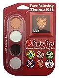 Best RUBIE'S Face Paints - Ruby Red Paint, Inc. Face Paint, 2ML X Review