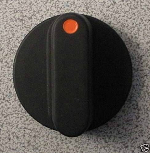 Timer knob 1/4 shaft with flat 1.5