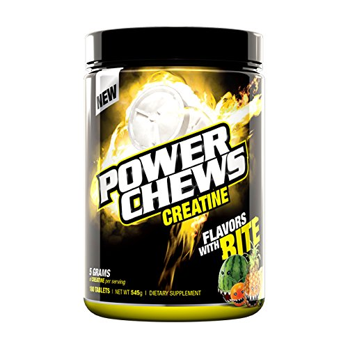 Creatine 180ct by Power Chews