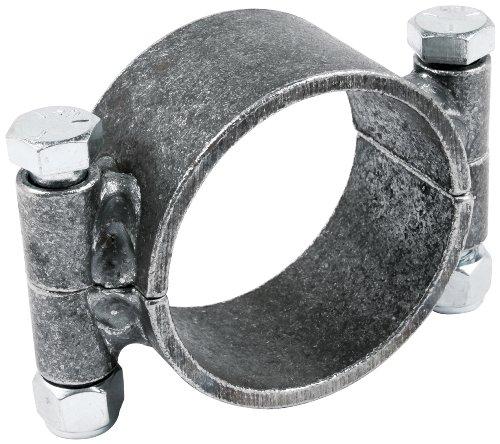 Allstar ALL60145 1-3/4'' Wide Steel 2-Bolt Design Clamp-On Ring for 3'' Axle Tube by Allstar
