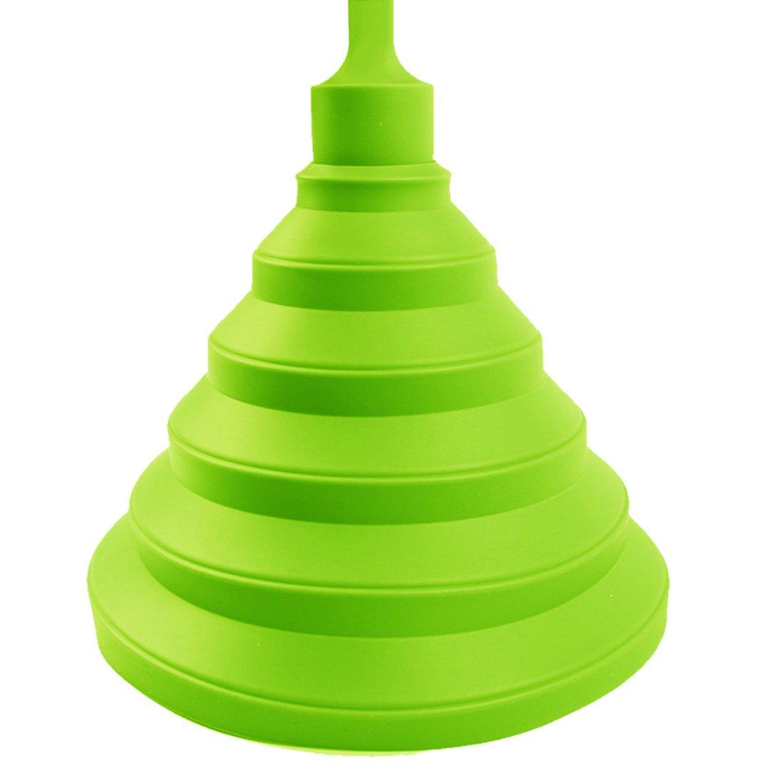 JJOnlineStore – Moderno Extensible Flex Silicona – decoración DIY Pantalla para lámpara de Techo lámparas Luces de Techo
