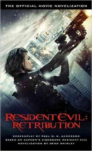 Book Retribution: Resident Evil