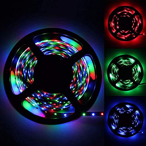 EIN SOF RGB 300 LED Strip, Waterproof Multi Color Decoration Lights for Diwali/Christmas/Other Events and Festivals with…