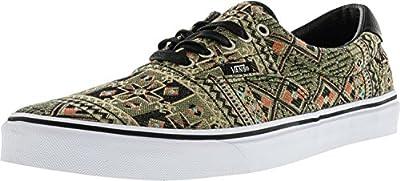 Vans Men's Era 59 Moroccan Geo Ankle-High Skateboarding Shoe