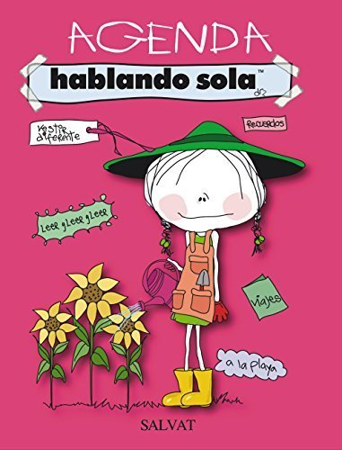 Agenda Hablando sola / Agenda Speaking alone Spanish Edition ...