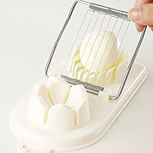 Kitchen Tools & Gadgets NEW HOT Multifunction Flower Pattern EdgeEgg Slicer&Sectioner Cutter Mold Random