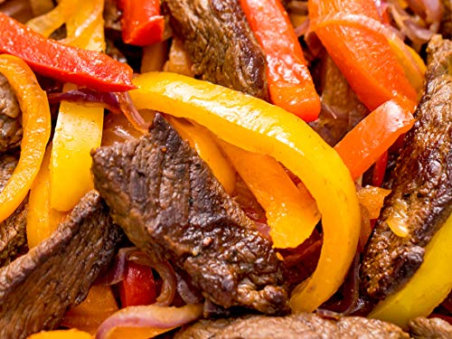 (Easy Steak and Peppers)