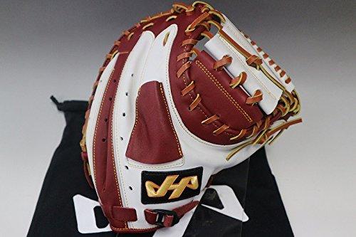 HATAKEYAMA ハタケヤマ 硬式 野球 捕手用 キャッチャーミット 海外 限定カラー 762 B07D6XJQ9Z