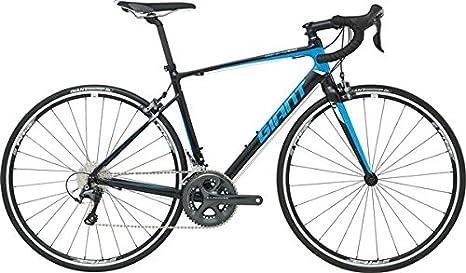 GIANT Defy Ltd 28 Pulgadas Bicicleta Negro/Azul (2016), Unisex ...