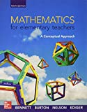 img - for Math for Elementary Teachers: A Conceptual Approach with Manipulative Kit book / textbook / text book