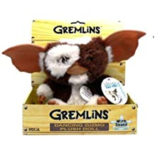 """Neca - Gremlins Electronic Dancing Plush Doll Gizmo, Measures 8"""" Tall"""