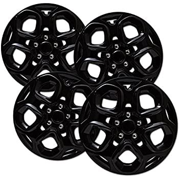 amazon hubcaps for 17 inch standard steel wheels pack of 4 2016 Fusion AWD pare with similar items