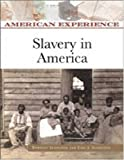 img - for Slavery in America (Eyewitness History (Paperback)) book / textbook / text book