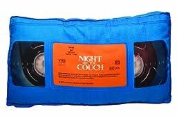 DCI VHS Tape Retro 3D Pillow