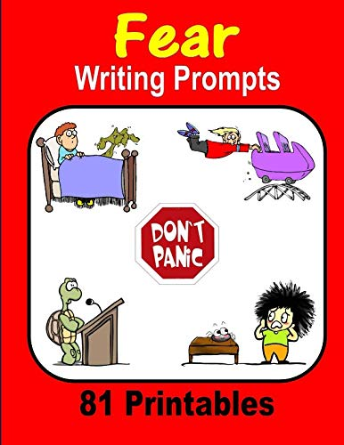 Fear: Writing Prompts for Elementary Students