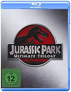 Jurassic Park - Ultimate Trilogy [Alemania] [Blu-ray]