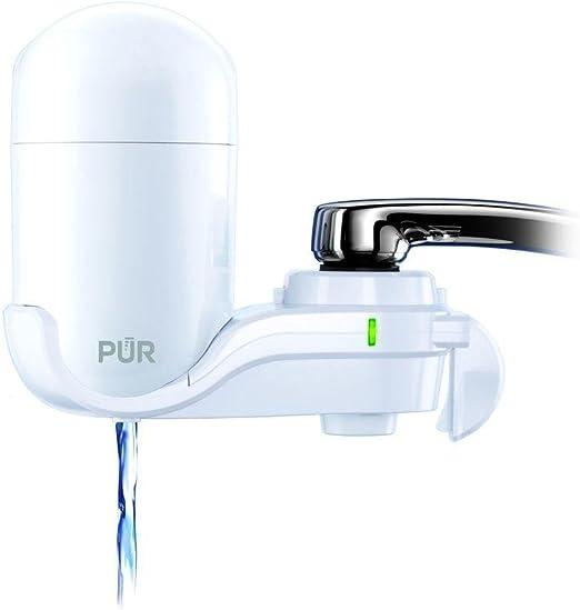 Pur New Basic grifo filtro de agua en color blanco FM-3333B ...