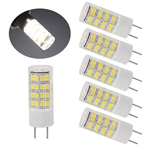 Ulight G8 Led bulb 120V, 6000K daylight White T4 G8 gy8.6...