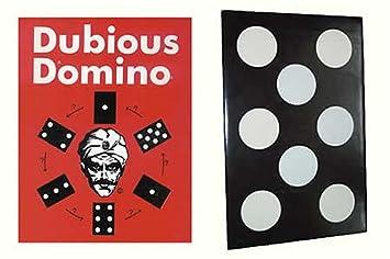 Carta de puntos Dominó - Juego de Magia: Amazon.es: Juguetes ...