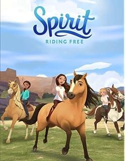 Spirit hästen från vildmarken stream
