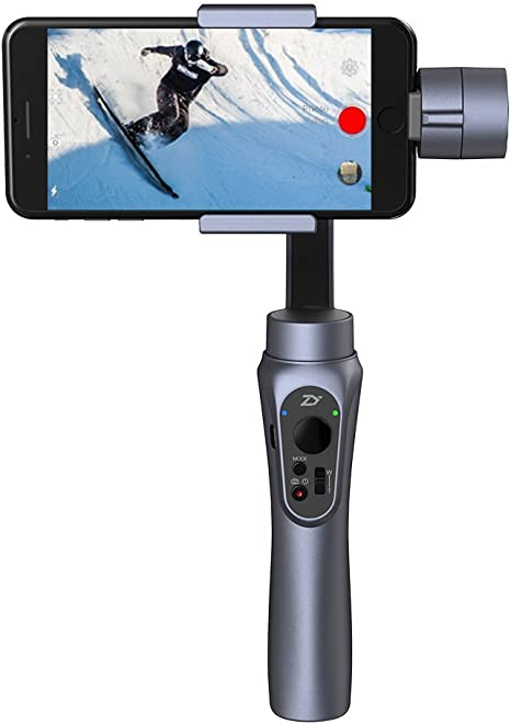 Zhiyun Smooth-Q 3-Axis Handheld Gimbal Stabilizer for Smartphone ...