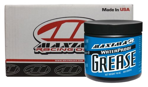 Maxima CS80916-12PK High Temperature Waterproof Grease - 16 oz. Tub, (Case of 12) by Maxima