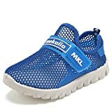CIOR Kids Shoes Boys Girls Breathable Mesh Shoes Sneakers for Running Walking