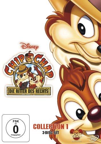 Chip & Chap - Die Ritter des Rechts, Collection 1 [3 DVDs]