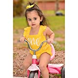 Shalofer Baby Girls One Year Old Outfits First
