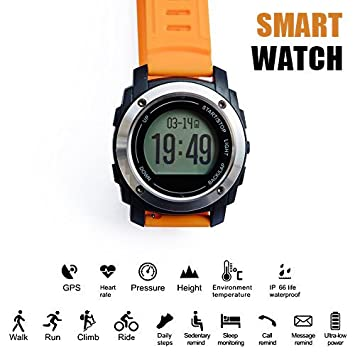 Wellbyuse - Bluetooth Smart reloj?Reloj Inteligente ...