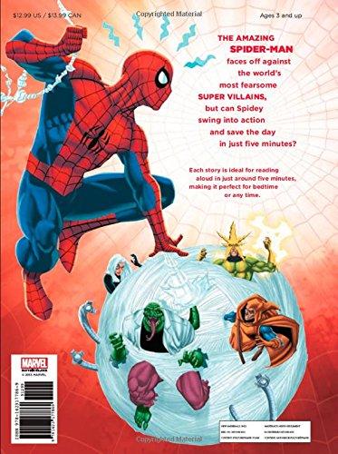 5 minute spider man stories 5 minute stories dbg 8601400836699