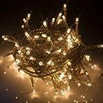 Qbis 100 LED fairy lights, Battery Po...