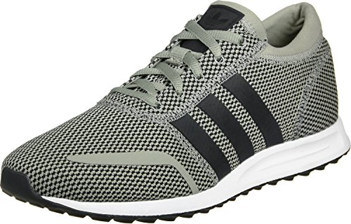 Basses Angeles Homme Noir Gris Adidas Los Baskets Ut1A5xqHn