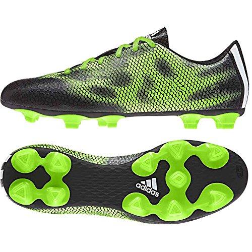 Adidas F5 TRX FG Fussballschuhe Outdoor Schuhe Fußball Schwarz-Weiß-Grün B35985 Grün