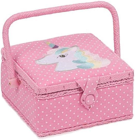 Hobby Gift Classic Medium Sewing Box Unicorn