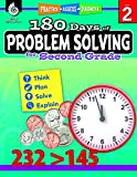 180 Days of Problem Solving for Second Grade (180 Days of Practice)