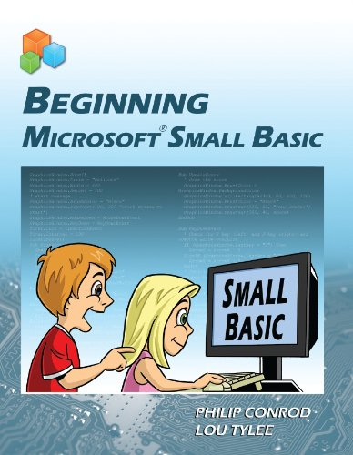 Beginning Microsoft Small Basic (Paperback)-cover